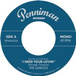 "✦ THE LIMBOOS ✦ ""I Need Your Lovin' / I'm A Fool ""  (Exotic Rhyhtm & Blues)"